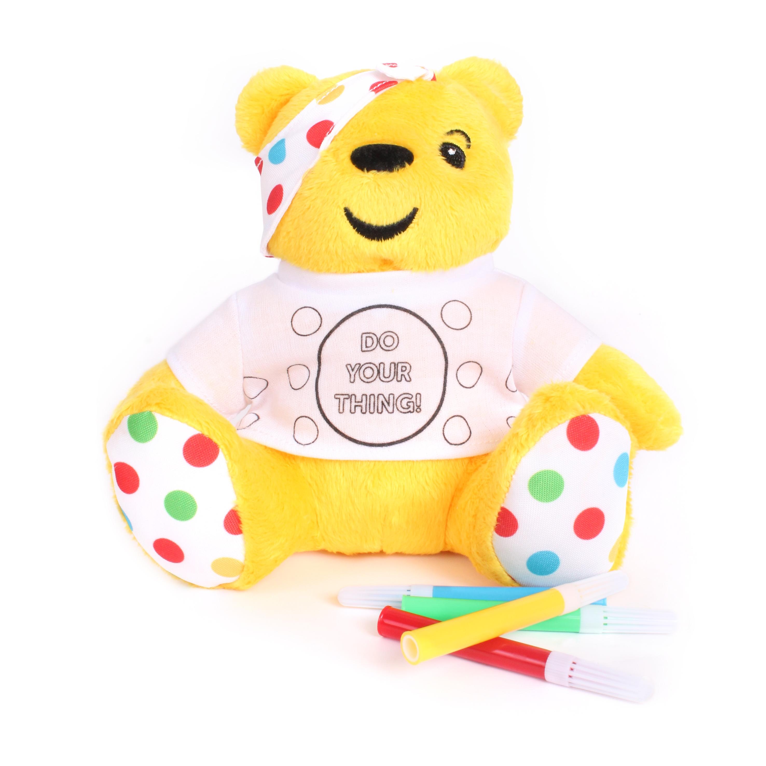 pudsey bear - photo #17